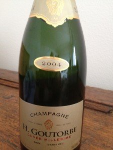 Champagne H.Goutorbe  Cuvée Millésime 2004 dans Café-Restaurants img_0089-e1361696092318-225x300