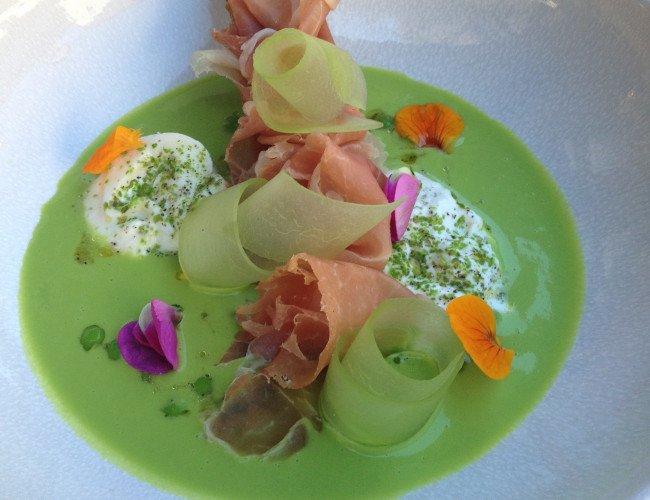 Restaurant Le Flacon à Carouge 1227