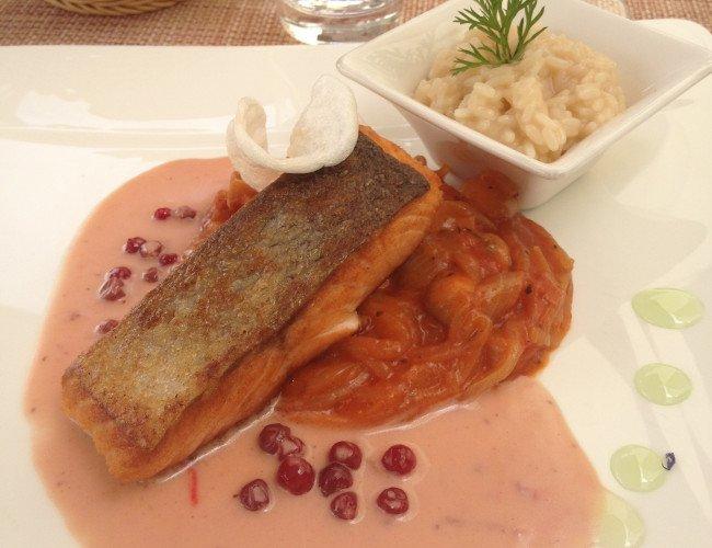 Restaurant Le Sauvage à Fribourg 1700
