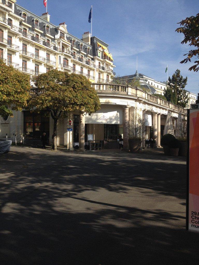 Le Beau-Rivage Palace