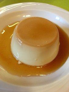 La crème caramel maison